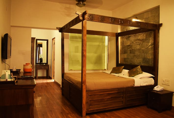 Executive King Room @ Kumbhalgarh Forest Retreat