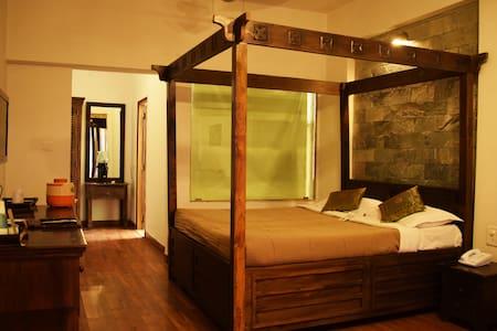 Executive King Room @ Kumbhalgarh Forest Retreat