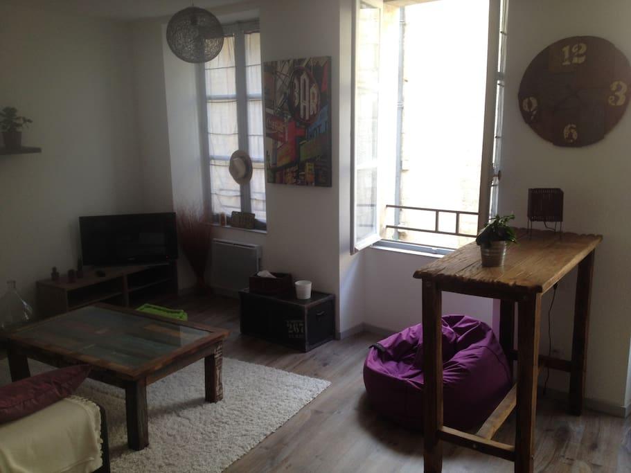 Appartement au coeur de bordeaux appartements louer for Bordeaux appartement a louer