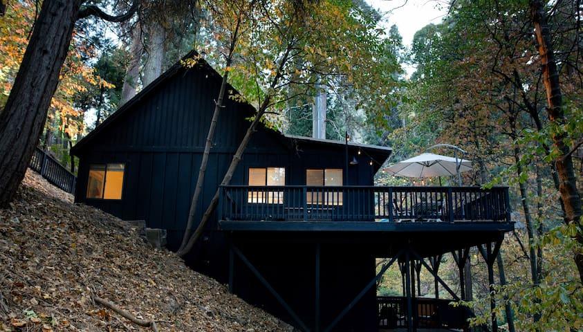 Kuffle Canyon House - Modern Mountain Dwelling