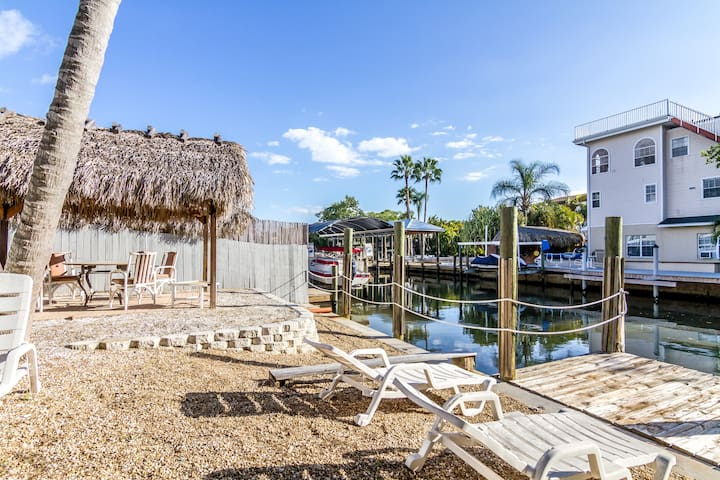Very Charming Studio on the Water FMB DOWNTOWN - Fort Myers Beach - Apartamento