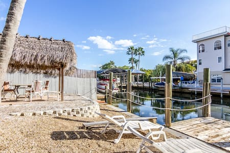 Very Charming Studio on the Water FMB DOWNTOWN - Fort Myers Beach