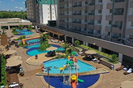 Apartamento Enjoy Olímpia Park Resort