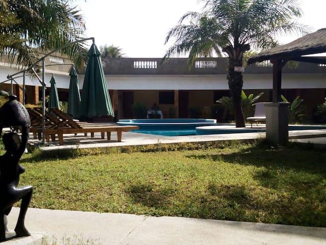 Villa Micaela confort avec piscine - Cap Skirring - Talo