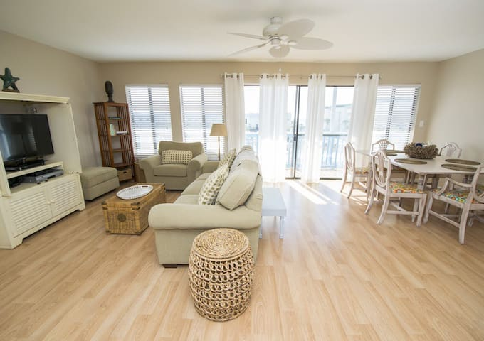 All Decked Out - 30A condo with a beach view - Santa Rosa Beach - Kondominium