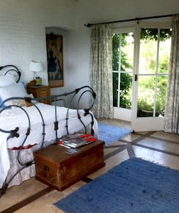 """Gran Suite """"de revista de deco""""con vista al mar!!! - Manantiales"""