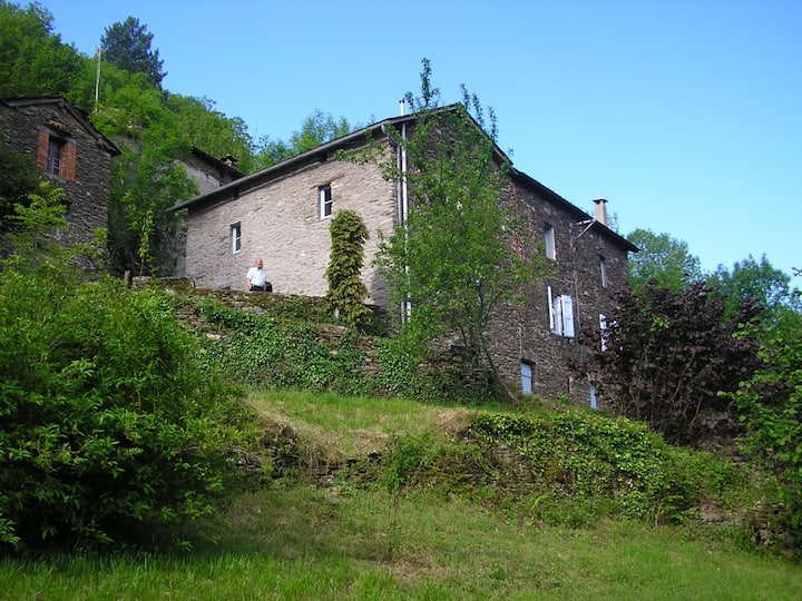Beautiful renovated farmhouse in the Cevennes