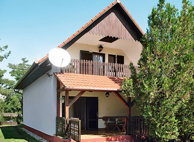 Holiday home in Balatonmariafürdö for 8 persons
