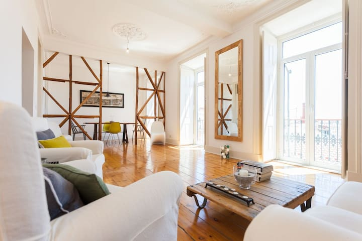 Charming apartment Lisbon Center