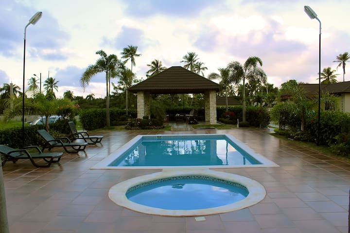 House for rent at Cabrera, Dominican Republic - Cabrera - บ้าน