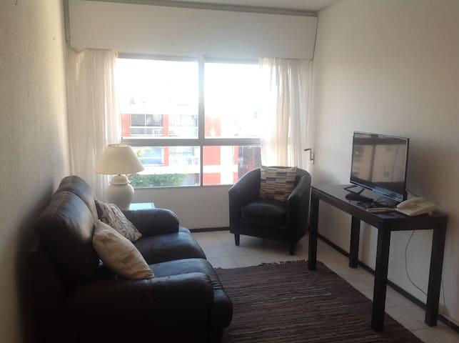 Cálido apartamento en La Península
