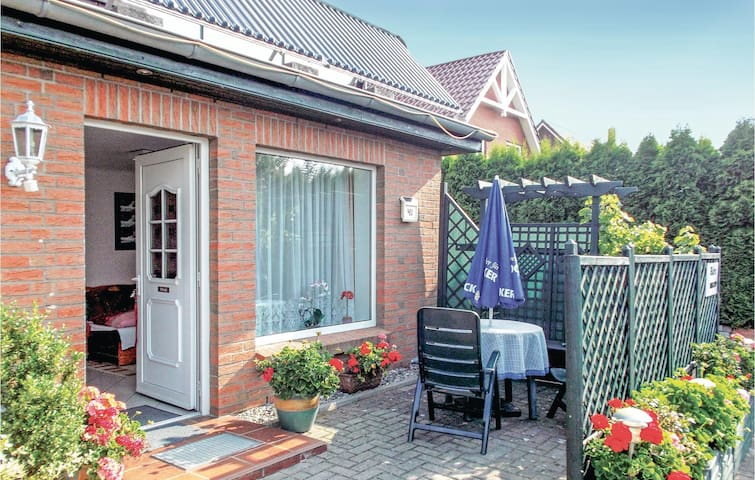 Holiday apartment with 1 room on 32m² in Elmenhorst
