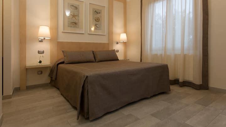 BOUTIQUE HOTEL ILIO  •  Double room with balcony