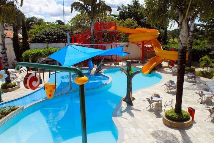apartamento diRoma Resort Piscina 24h  Cortesias