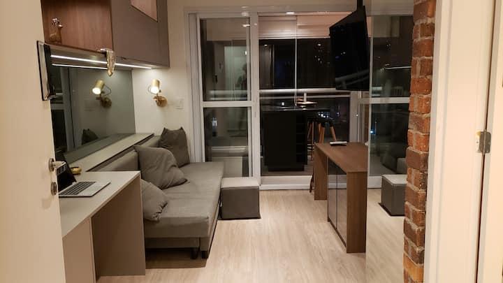 Loft Moderno em Pinheiros