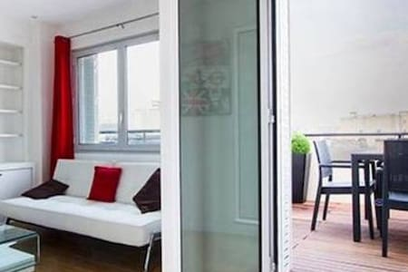 Amazing Modern 1 bed with a Breathtaking View - Paris - Apartemen