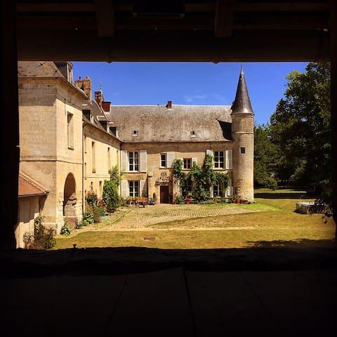 Un étage privatif au château !