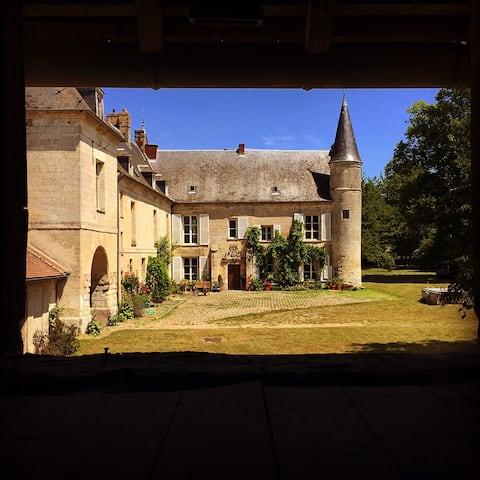 Um andar privado no castelo !