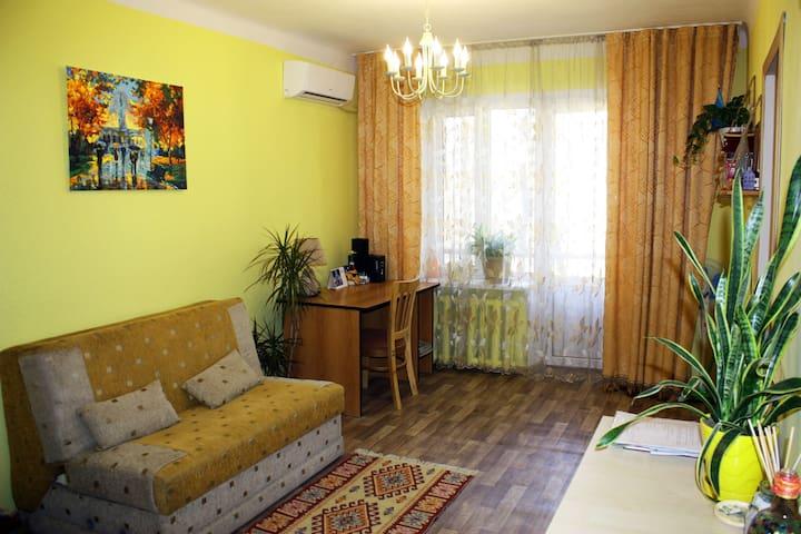 Downtown apartment Almaty
