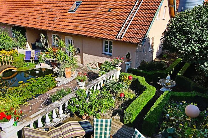 Villa Toscana in Grunertshofen