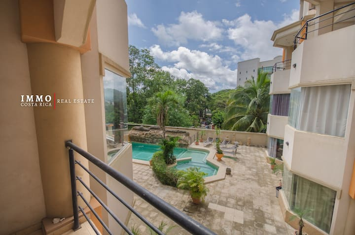 Nice Apartment in front of the Tamarindo Beach B2