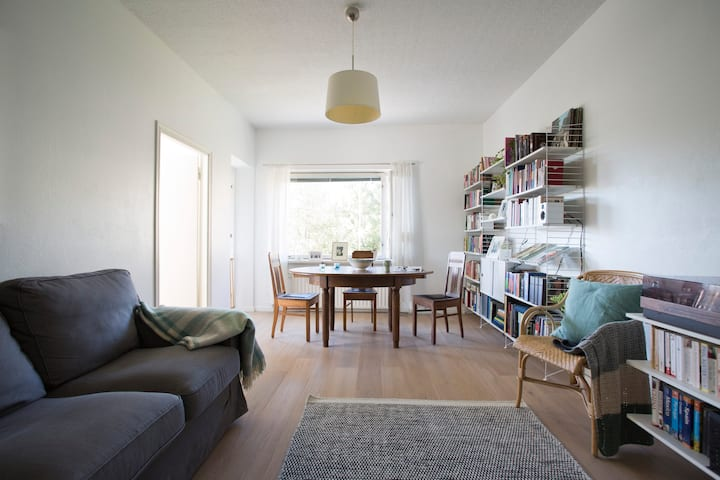 Charming and peaceful flat in Käpylä