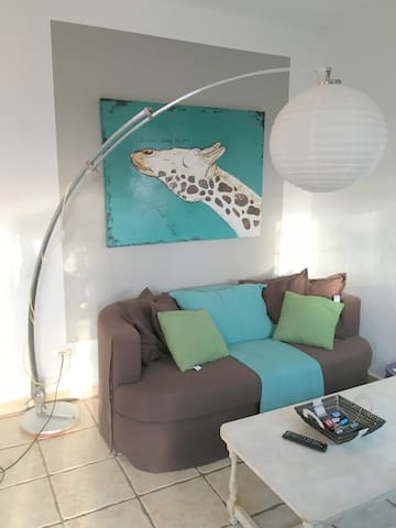 "Surfhouse ""Hakuna Matata""...Apartment for two - La Oliva - Stadswoning"