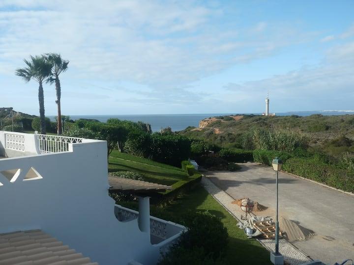 Ferragudo: appartement terrasse vue mer