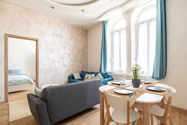 Appartement Familial Centre Ville de Strasbourg