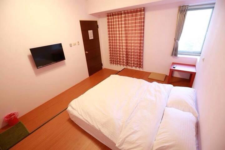 3+1和室房明亮、乾淨舒適透氣! - 玉里鎮 - Rekkehus