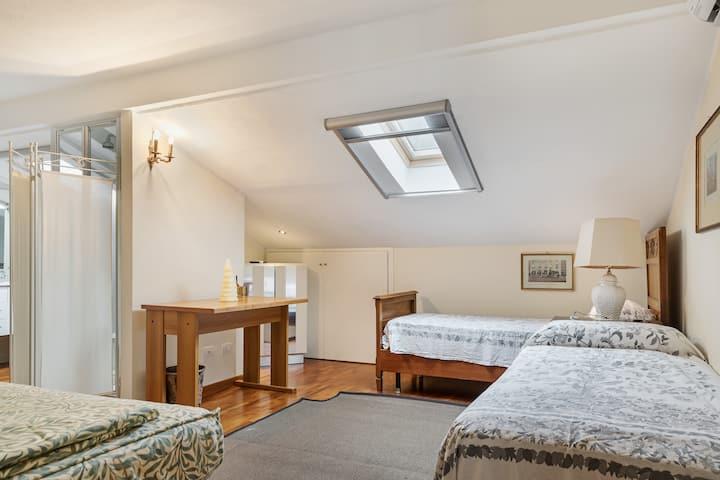 Beautiful new studio flat in Stresa