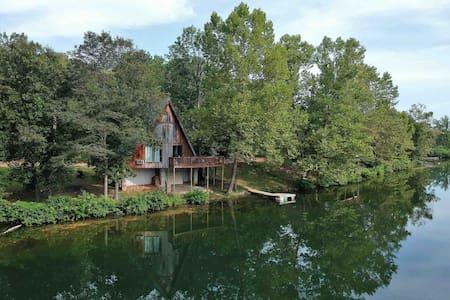 ★Lake Cabin near Spring River @Bluegill Bungalow★