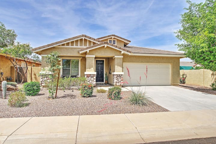 Open & Spacious 4BR Gilbert House - Gilbert - Pis