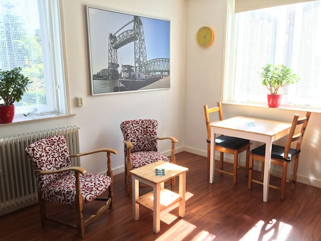 Private  appartment near Ahoy and Zuidplein