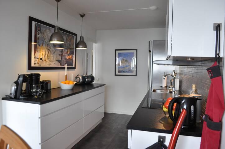 Mycket central lägenhet vid Avenyn i Göteborg