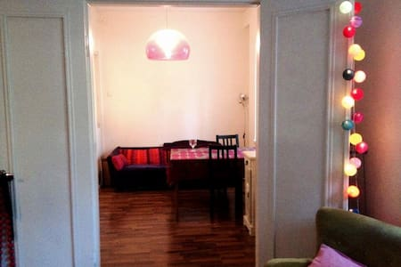 Cosy, quiet apartment near the city center - Turku - Pis