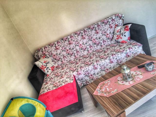 Adada temiz bir oda - Marmara - Byt