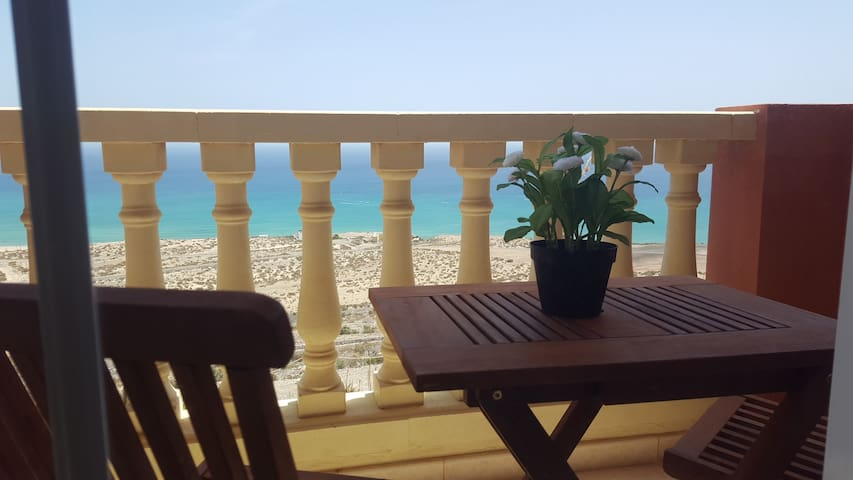 Tranquilidad, Sol y Playa - Costa Calma - Appartement
