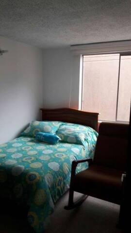 Hermoso Apto y vista, sientete cómo en casa - Bogota - Apartament