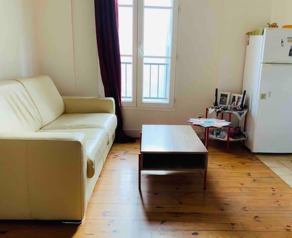 A cosy appartement in paris