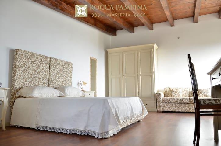 Masseria Rocca Pampina-Stanza n.4 - Mottola - B&B/民宿/ペンション