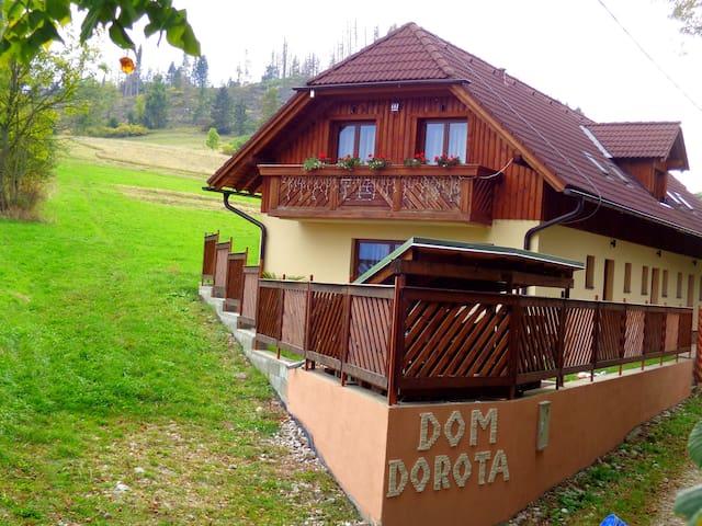 Guesthouse Dom Dorota - Liptovský Trnovec