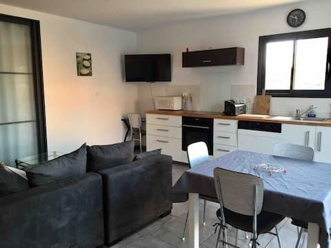 Новая квартира светлая и уютная