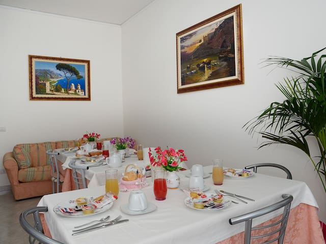 BB Casa d'amare - Room Rossini - Maiori - Bed & Breakfast