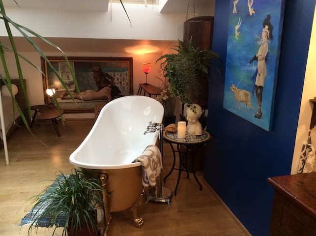 ATYPICAL AND CHARMING STUDIO - CAPITOLE