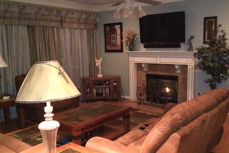 House to entertain and stay for the super bowl. - Cypress