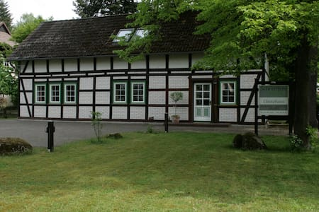 Schmetjens Hof - Gästehaus auf dem Land - Daire