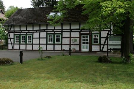 Schmetjens Hof - Gästehaus auf dem Land - Burgwedel - Lejlighed