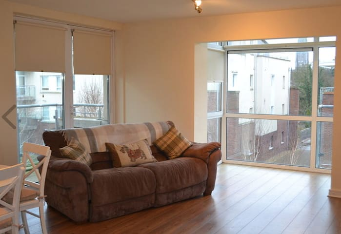 Beautiful 2 bed Apartment in Maynooth town centre