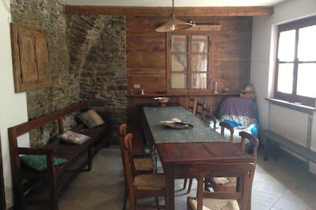 Un angolo di pace a Rore, Valle Varaita - Sampeyre